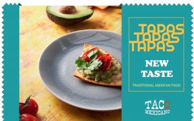 Nowe Tapas Amigos!