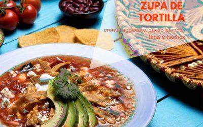 Zupa de tortilla